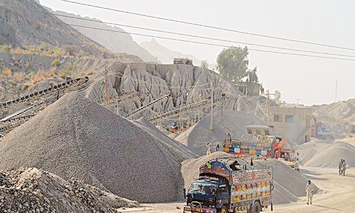 Plan to establish mineral exploration company approved