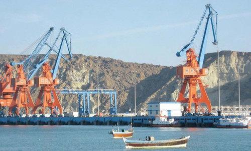 Gwadar port contract is 'confidential', federal secretary informs Senate panel