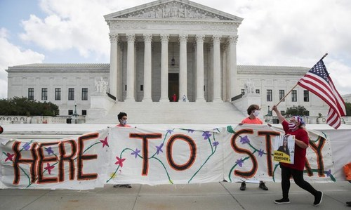 Pakistani among beneficiaries of US court ruling on immigrants