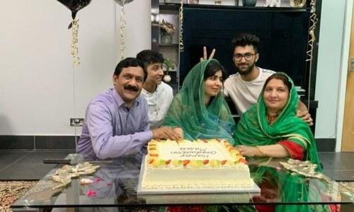 ملالہ یوسف زئی نے آکسفورڈ سے تعلیم مکمل کرلی
