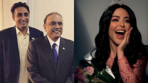 Why did the Zardaris send beauty influencer Mona Kattan mangoes?
