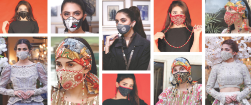 WIDE ANGLE: MASKS OF NECESSITY, MASKS OF STYLE