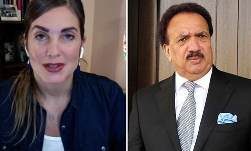 US blogger Cynthia Ritchie moves court against Rehman Malik
