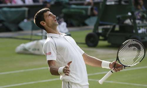 Djokovic's positive test casts doubt on tennis return in August