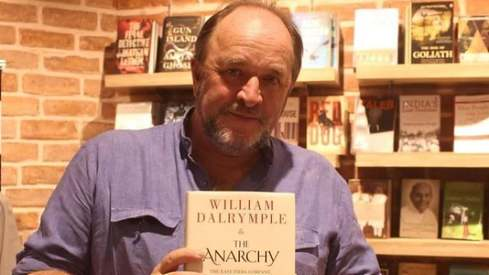 William Dalrymple's bestseller The Anarchy is getting a TV adaptation