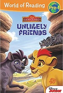 Book review: The Lion Guard — Unlikely Friends