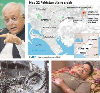 Heedless pilots, ATC blamed for PIA crash