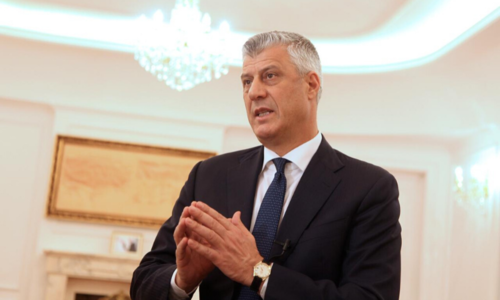 Kosovo president charged with war crimes over 1990s killings