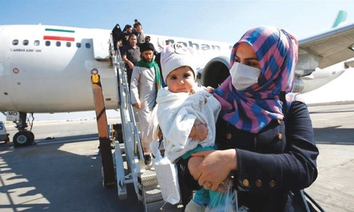 Pakistan seeks uniform policy for international air travel
