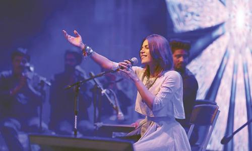 SOUNDSCAPE: HADIQA SULTAN