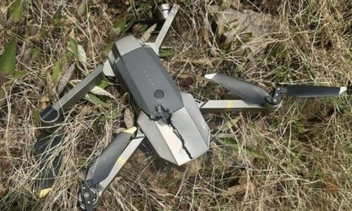 Ninth Indian spying quadcopter this year shot down along LoC: ISPR
