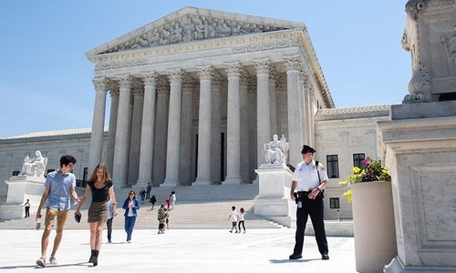 US Supreme Court rejects key challenge to abortion rights