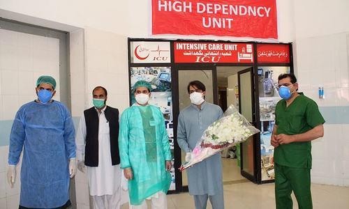 پاکستان میں کورونا وائرس سے صحتیاب افراد کی تعداد ایک لاکھ سے بڑھ گئی