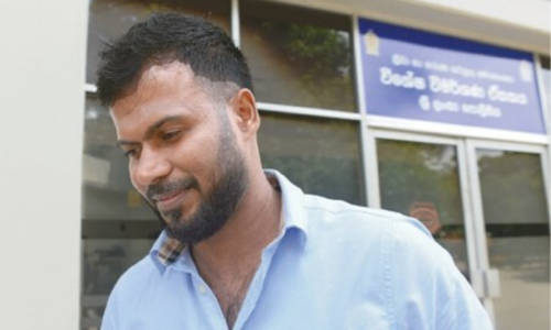 Tharanga questioned in 2011 World Cup final fixing probe