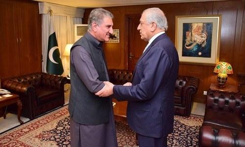 پاکستان کا افغان امن عمل کو نقصان پہنچانے والے 'تخریبی عناصر' سے متعلق انتباہ