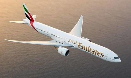 ایمیریٹس ایئرلائن نے 'سخت شرائط' کے ساتھ پاکستان کیلئے پروازیں بحال کردیں
