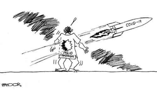 کارٹون : 3 جولائی 2020