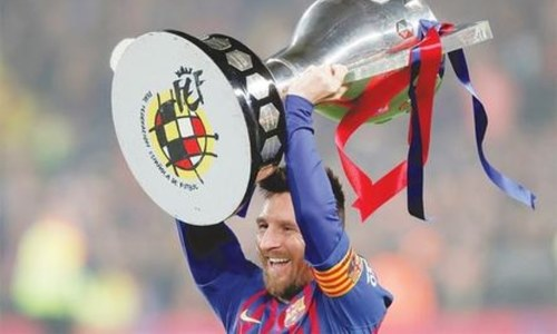 Messi unwilling to renew Barca contract: report