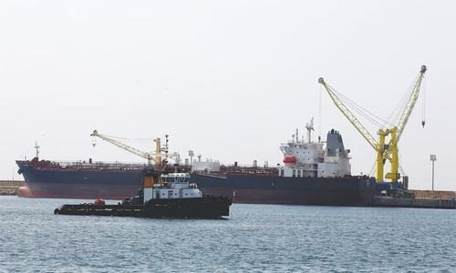 Cargo handling at India's major ports plunges 20pc