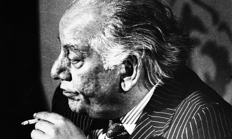 Faiz, India and protest