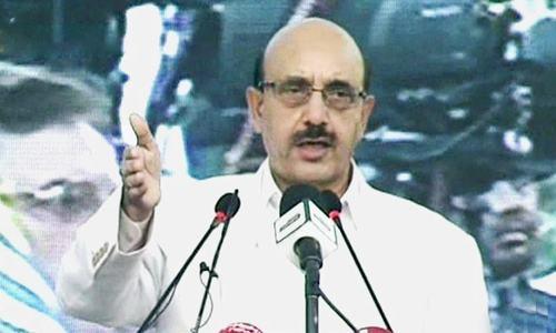 برطانیہ کشمیر کے مسئلے پر سفارتی فرار سے گریز کرے، صدر آزاد کشمیر