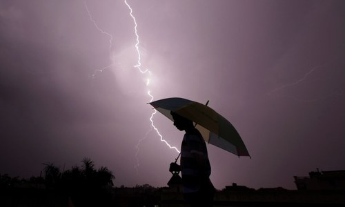Deadly lightning strikes kill 147 people in India's Bihar state in last 10 days