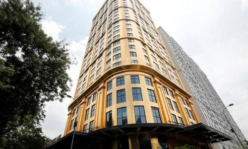 24 قیراط سونے سے تیار کردہ دنیا کا پہلا ہوٹل