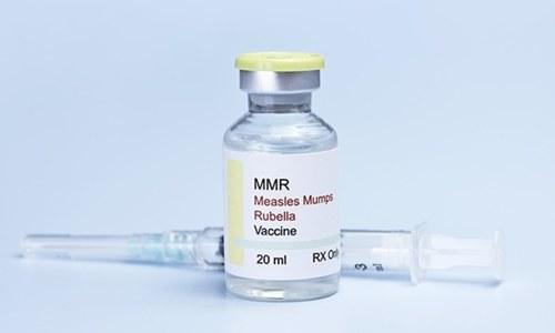 ایم ایم آر ویکسین کووڈ 19 کے اثرات کی روک تھام کے لیے ممکنہ طور پر مددگار