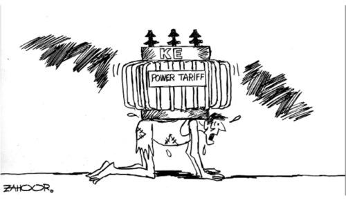 Cartoon: 6 July, 2020