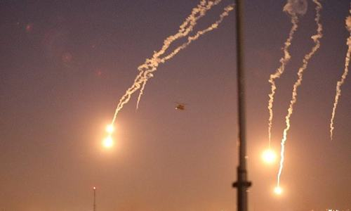 Rockets target US military, diplomatic installations in Iraq