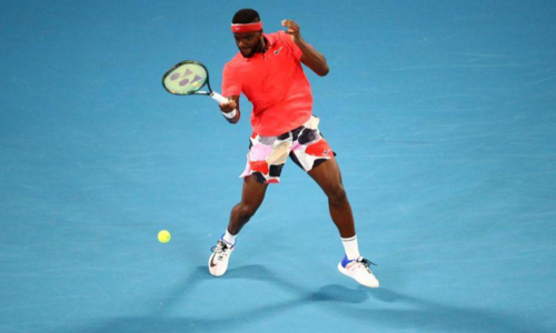 Tiafoe also tests positive for virus