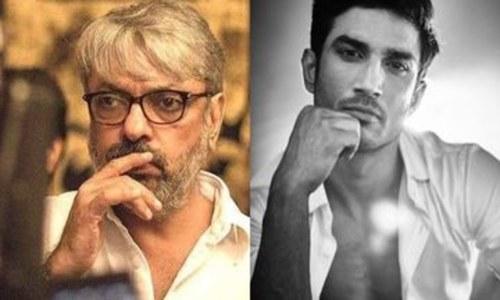 سشانت سنگھ راجپوت خودکشی، سنجے لیلا بھنسالی کے اہم انکشافات