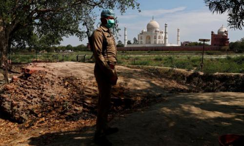 کورونا سے 5لاکھ 35ہزار ہلاکتیں، بھارت وائرس سے متاثرہ تیسرا بڑا ملک