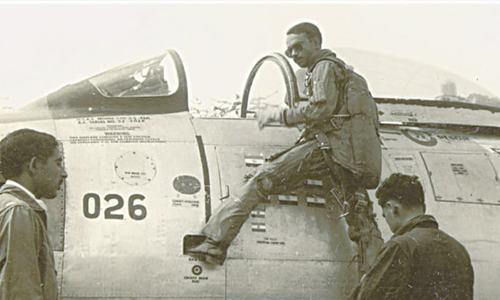 PAF releases documentary on M.M. Alam