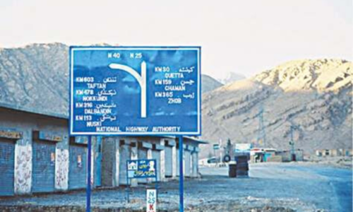 Road projects worth Rs300bn to be completed under public-private partnership