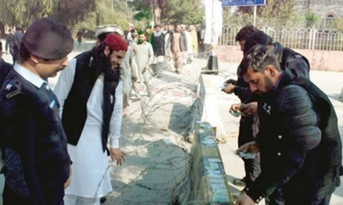 E-7 seminary in Islamabad becomes site of unexpected conflict
