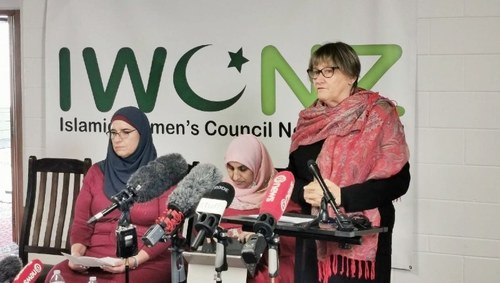 کرائسٹ چرچ میں مساجد پر حملے سے قبل ہی پولیس کو خبردار کیا تھا، دی اسلامک ویمن کونسل