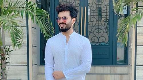 Syed Saim Ali ties the knot in a quarantine wedding