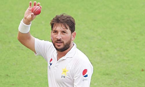 Googly will be my main weapon in England series, says Yasir