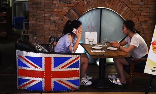 برطانیہ کی ریسٹورنٹ پر کھانا کھانے پر 50 فیصد رعایت کی پیشکش