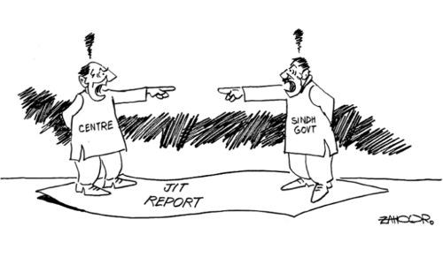 کارٹون : 9 جولائی 2020