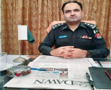 DSP martyred, outlaw killed in Swabi encounter