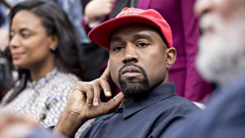 If I become president in 2020, it was God's appointment, says Kanye West