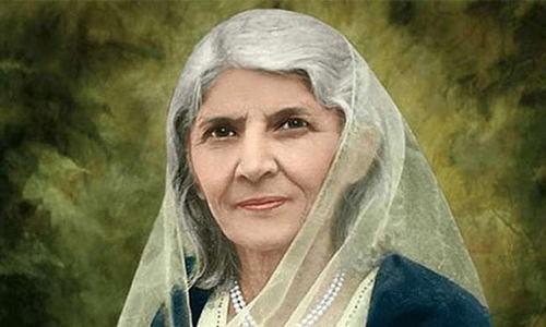 مادر ملت محترمہ فاطمہ جناح کی 53ویں برسی