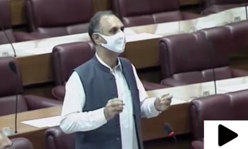 کراچی میں لوڈ شیڈنگ پر قومی اسمبلی میں شور شرابہ