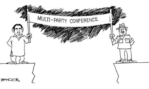Cartoon: 10 July, 2020