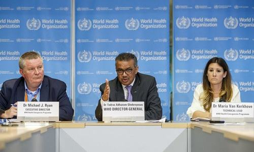 WHO launches probe into its pandemic response