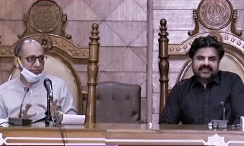 عذیر بلوچ سے پی ٹی آئی سمیت ہر سیاسی جماعت کا رابطہ تھا، سعیدغنی