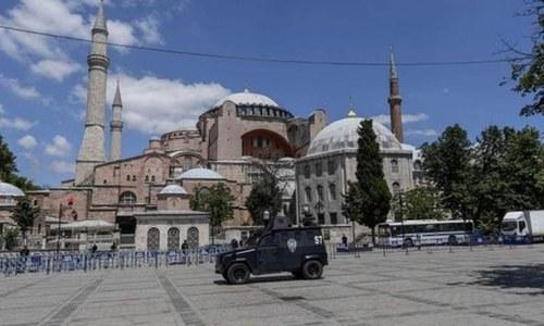آیا صوفیہ کو مسجد بنانے پر عالمی چرچ کونسل کا اظہار افسوس