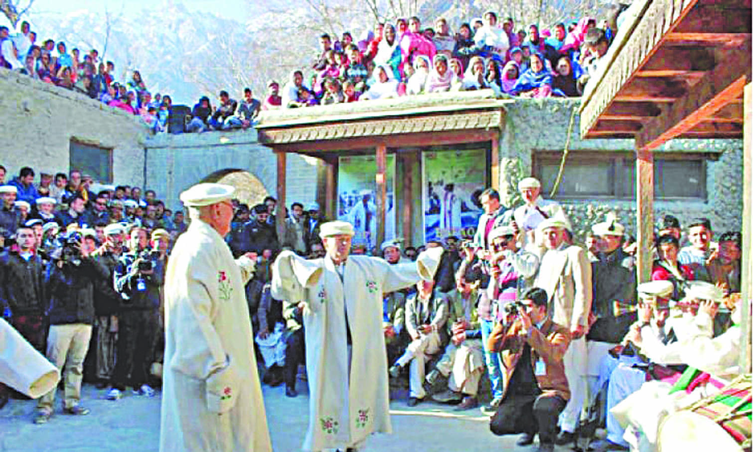 Will the reopening of tourism in Gilgit-Baltistan provide relief to locals?